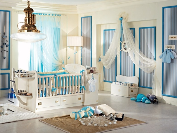 Babyzimmer Für Jungs Exquisit On Andere In Elegantes Gestalten Verwöhnen Sie Ihren Jungen Mit Luxus 3