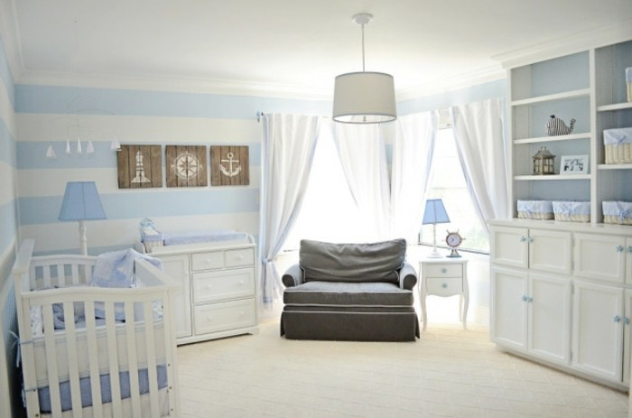 Babyzimmer Für Jungs Unglaublich On Andere Auf Gestalten Wände Amlib Info 9