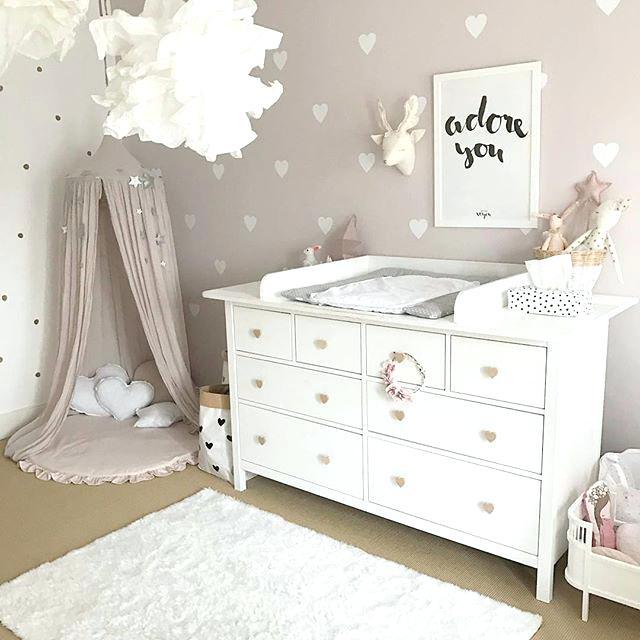 Babyzimmer Mädchen Zeitgenössisch On Andere Und Wand Midderhoff Info 4