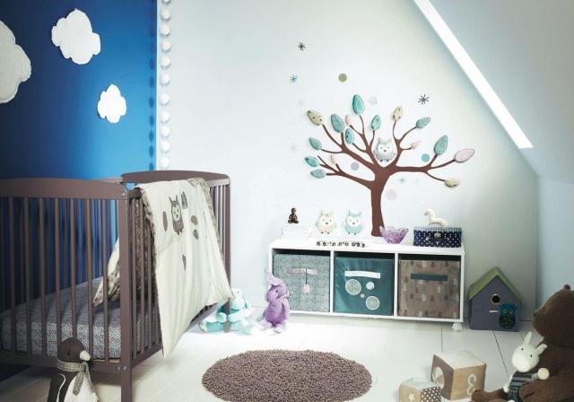 Babyzimmer Neutral Gestalten Perfekt On Andere Für Kinderzimmer Innen Und Aussen Architektur 3