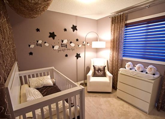 Babyzimmer Neutral Gestalten