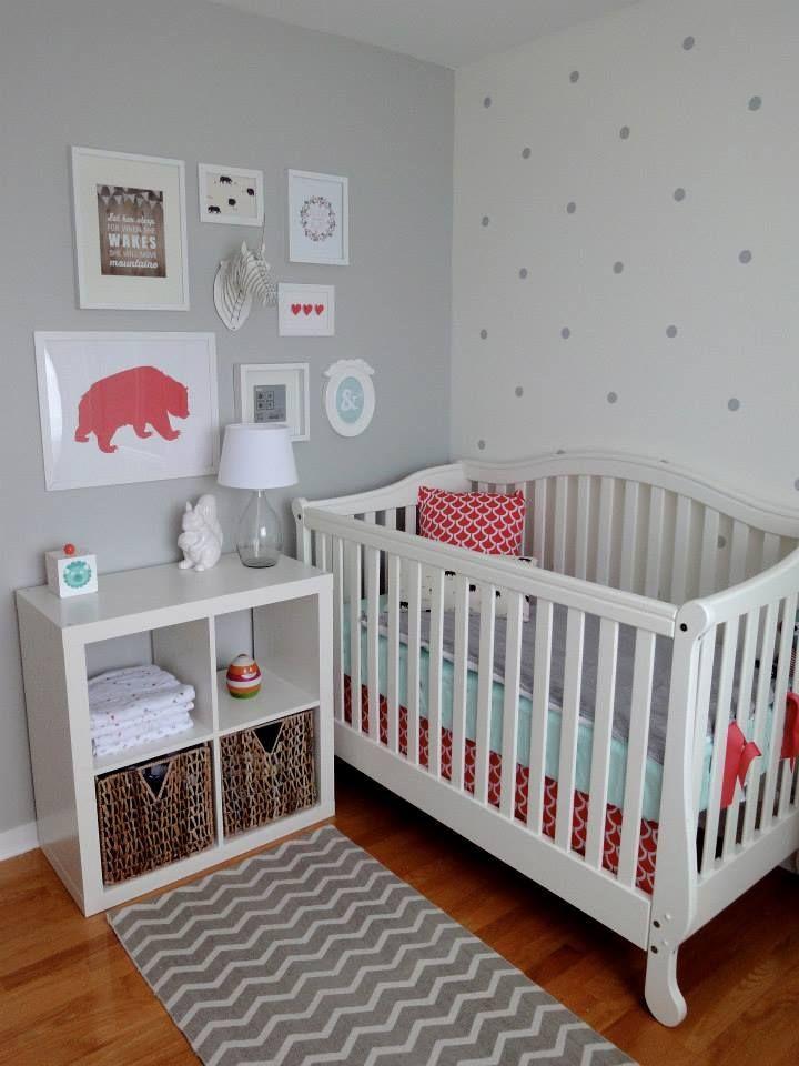 Babyzimmer Wandgestaltung Beispiele Neutral Beeindruckend On Andere Und Design 5