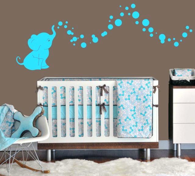 Babyzimmer Wandgestaltung Beispiele Neutral Glänzend On Andere Mit Fur Innen Und Aussen 1