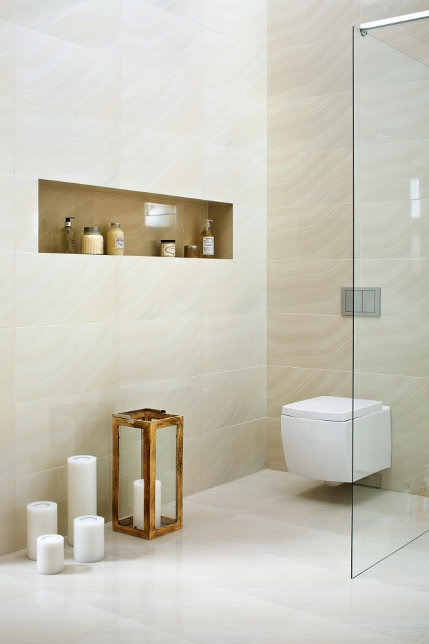Bad Grün Einfach On Andere Für Uncategorized Cool Badezimmer Grau Beige 9