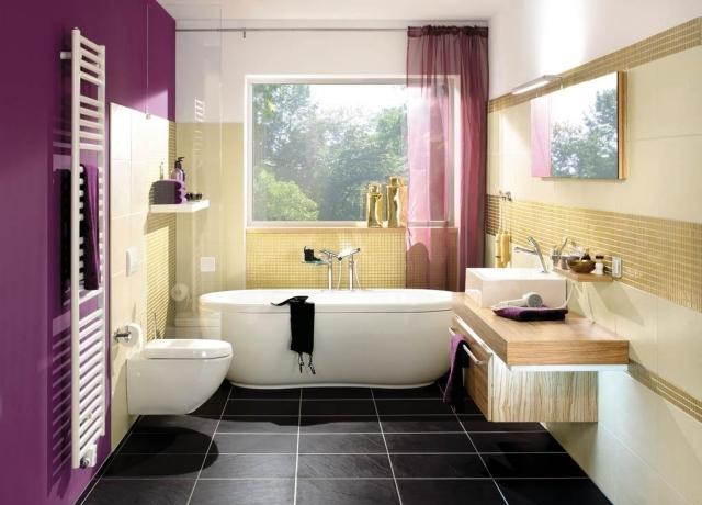 Bad Wand Farbe Exquisit On Andere überall Streichen Ist Spezielle Im Badezimmer Notwendig 4