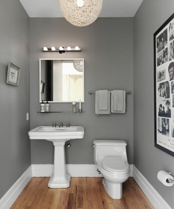 Bad Wand Farbe Herrlich On Andere Beabsichtigt Wandfarbe Badezimmer Frische Ideen Für Kleine Räumlichkeiten 8