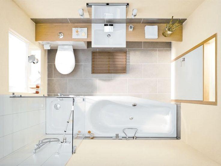 Badeinrichtung Kleines Bad Bemerkenswert On Andere In Bezug Auf Kogbox Innen Ideen 9