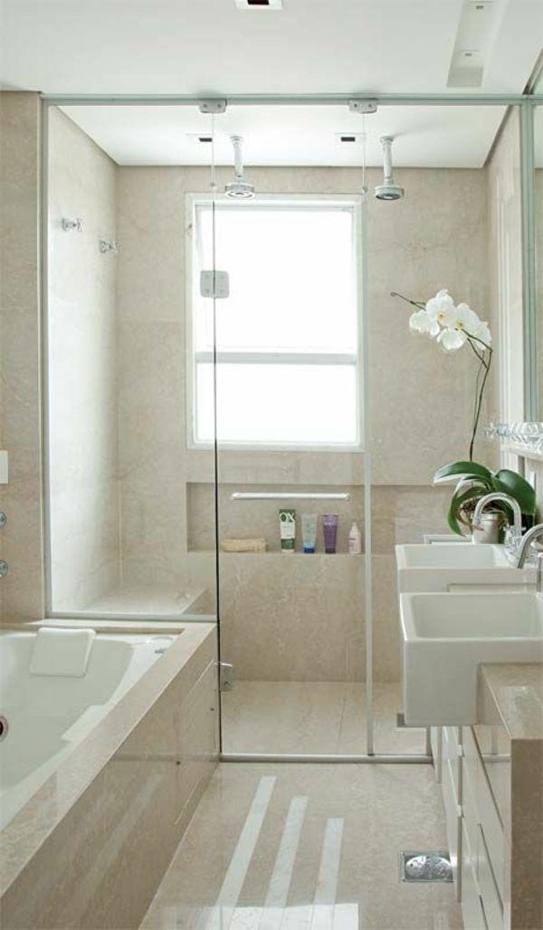 Badeinrichtung Kleines Bad Einfach On Andere Beabsichtigt Die Besten 25 Kleine Bäder Ideen Auf Pinterest 7