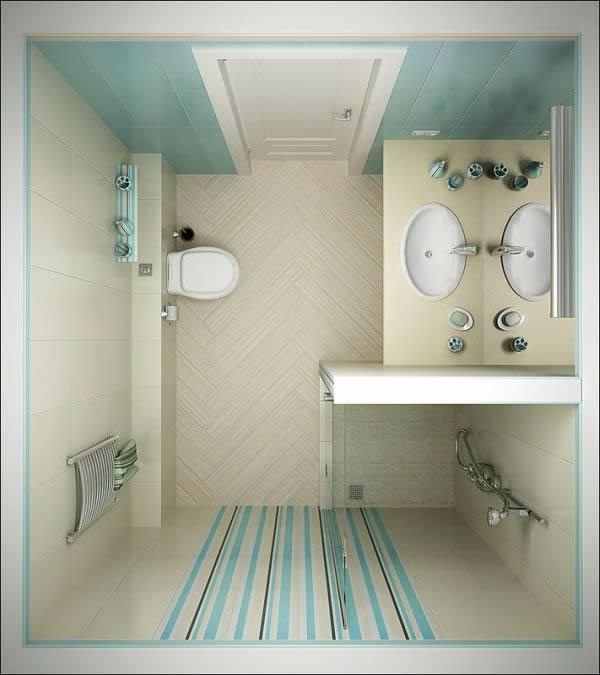 Badeinrichtung Kleines Bad Wunderbar On Andere Für Badplanung Kleine Bader Brilliant Wohndesign 6