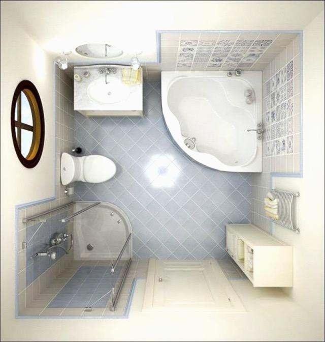 Badeinrichtung Kleines Bad Zeitgenössisch On Andere Auf Gebäude Title Amocasio Com 2