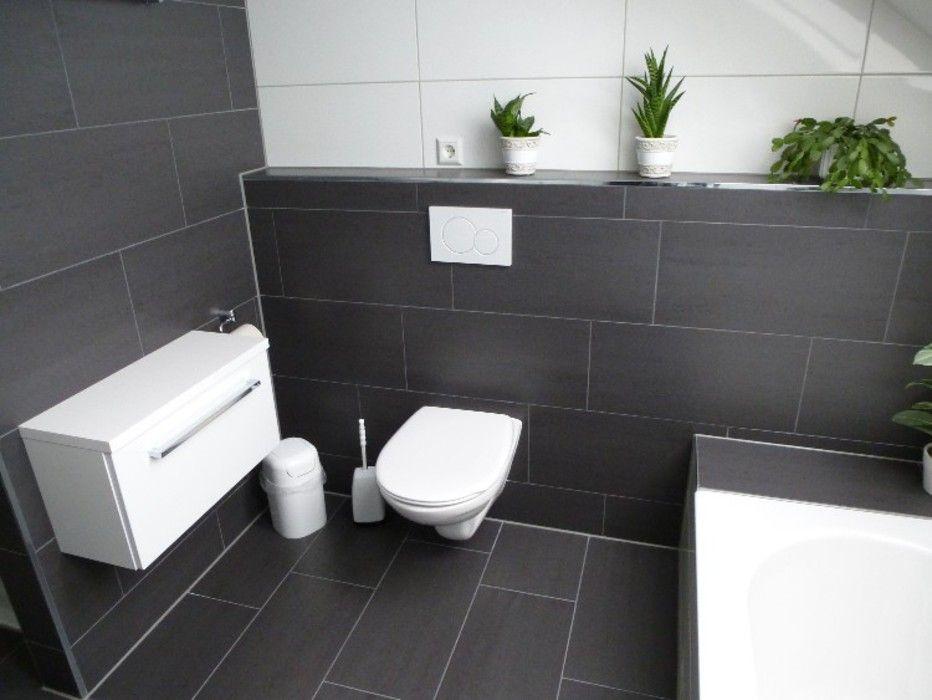 Badfliesen Grau Wunderbar On Andere Und Beispiele Bad Wohnräume Mit Fliesen Fliesenverlegung 7