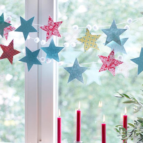 Basteln Fein On Andere Für Weihnachtsdeko Selber Machen Kränze Karten Mehr 9