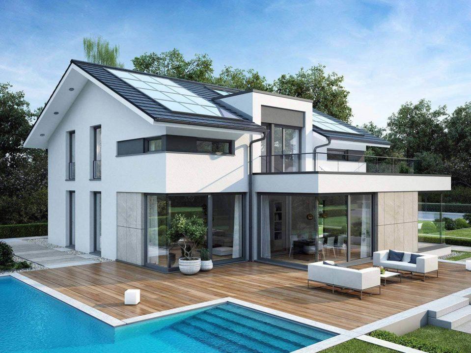 Bien Zenker Haus Bescheiden On Andere Mit Uncategorized Schönes Musterhaus Concept M 2