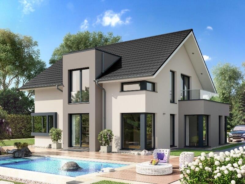 Bien Zenker Haus Herrlich On Andere Auf Erstaunlich Fertighaus Von Concept M 159 Bad 1
