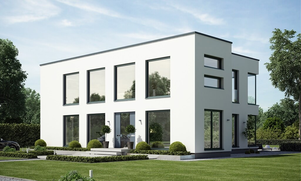 Bien Zenker Haus Wunderbar On Andere überall Concept M Wuppertal Design Prefab Concrete And 7