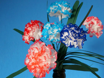 Blumen Basteln Bescheiden On Andere In Bezug Auf Kreativraum24 8