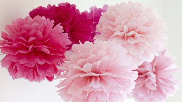 Blumen Basteln Fein On Andere überall Mit Einfachen Mitteln 6