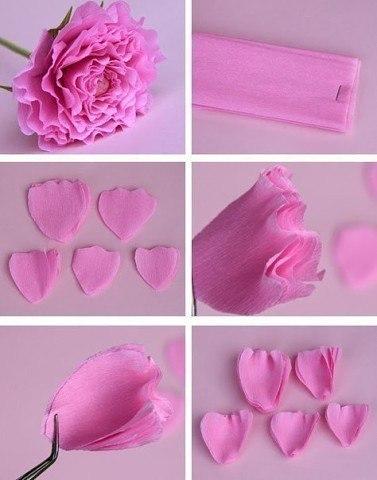 Blumen Basteln Frisch On Andere In Bezug Auf Aus Papier Selber DekoKing 9