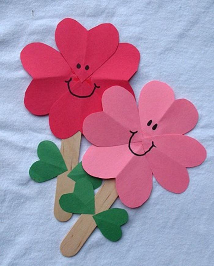 Blumen Basteln Nett On Andere In Bezug Auf 150 Verblüffende Bastelideen Aus Papier Archzine Net 4