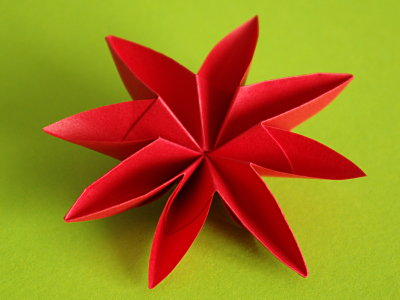 Blumen Falten Aus Papier Charmant On Andere In Chrysantheme Origami Kunst 5