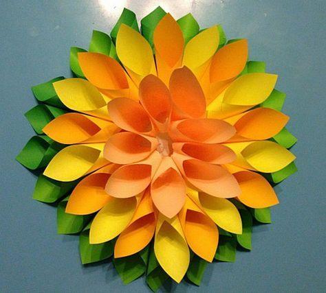Blumen Falten Aus Papier Unglaublich On Andere Mit Die Besten 25 Ideen Auf Pinterest 2