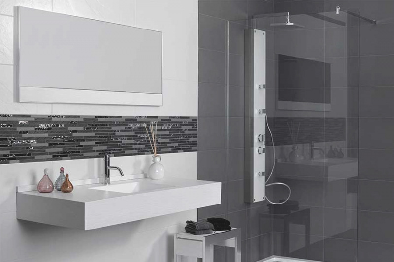 Bordüre Bad Bilder Modern On Andere überall Badezimmer Vitaplaza Info 4