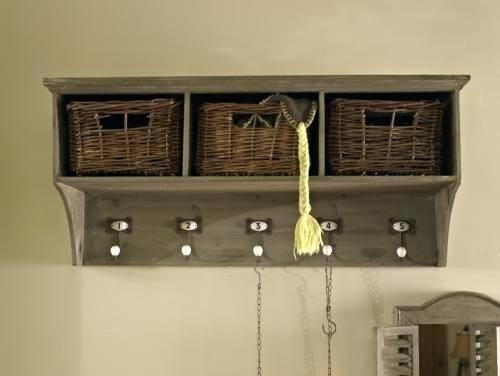 Coat Hooks With Storage Ausgezeichnet On Andere In Bezug Auf Hook Entryway Reclaimed Wood Shelf 9