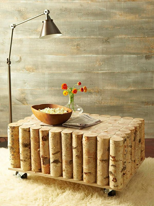 Coole Möbel Selber Bauen Ausgezeichnet On Andere Beabsichtigt Tisch Baumstamm Selbst Originelle Zuhause DIY 9