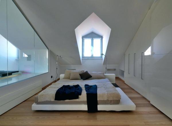 Dachgeschoss Gestalten Exquisit On Andere überall Schlafzimmer Calciumcarbonate Info 8