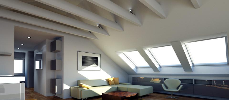 Dachgeschoss Gestalten Glänzend On Andere Beabsichtigt Einfach Und 4