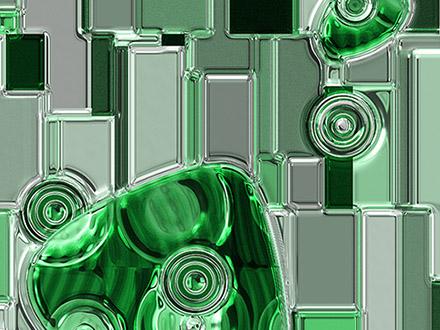 Deko Tapete Grün Erstaunlich On Andere überall Designtapeten In 2