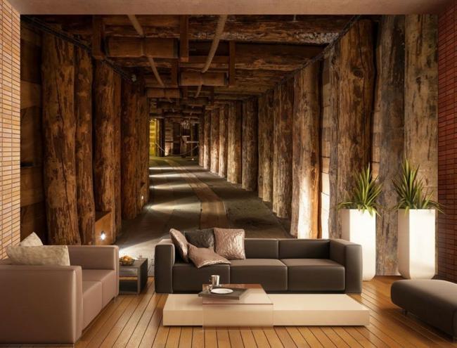 Dekorieren Mit Tapete Bescheiden On Andere In Bezug Auf Wohnzimmer Tapeten Großartig Schön Schöne Fürs 6