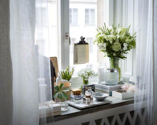 Dekorieren Weiss Modern On Andere In Bezug Auf Fensterbank FresHouse 9