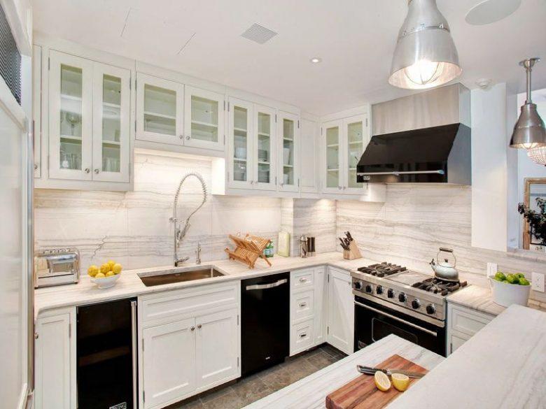 Designer Küchen Deko Charmant On Andere In Schwarz Und Weiß Küche Ideen Home Design Für Uns 6