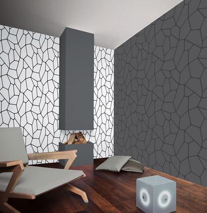 Designer Tapeten Raumbilder