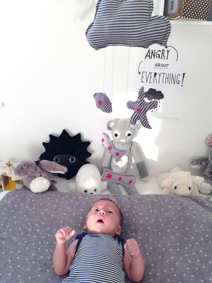 Diy Baby Deko Kreativ On Andere In Bezug Auf 3 Co 4