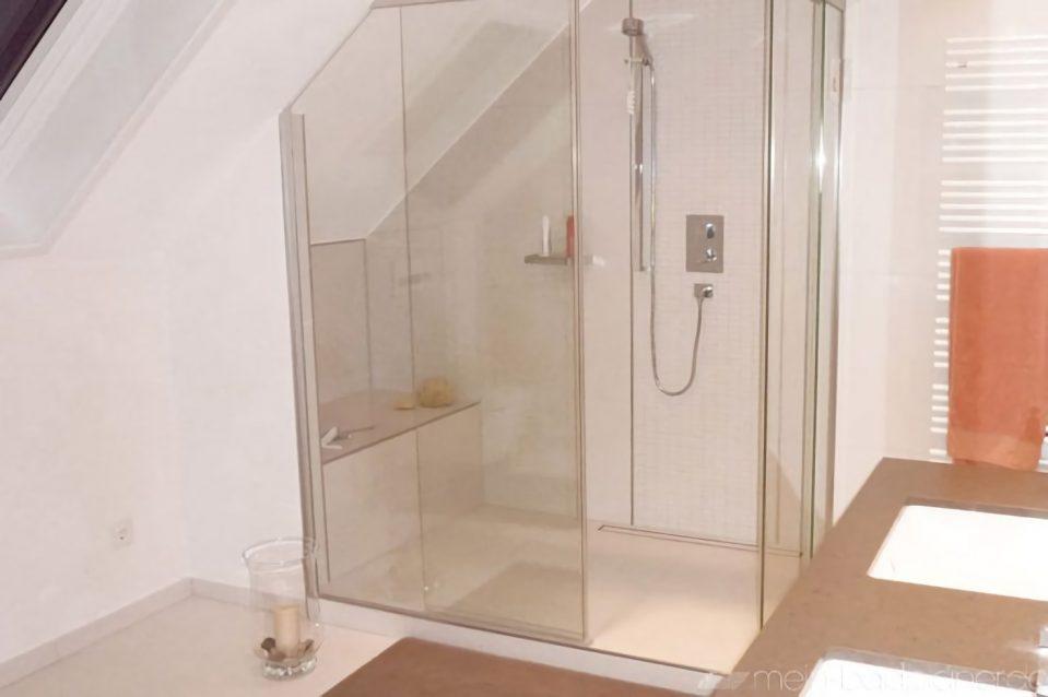 Dusche Stil Bescheiden On Andere In Bezug Auf Wohndesign 5
