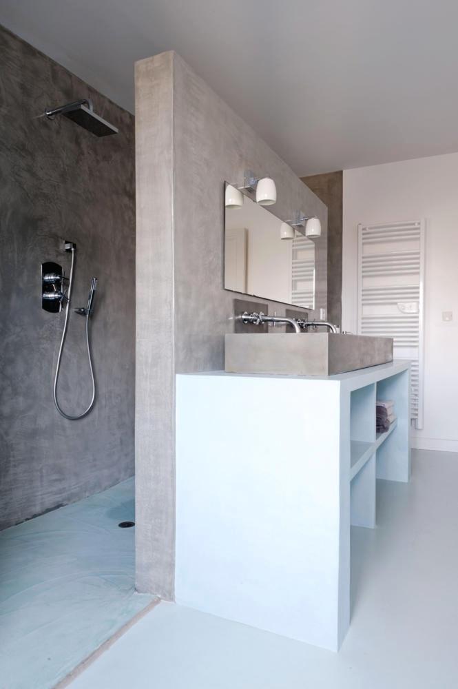 Dusche Strukturwand Nett On Andere Beabsichtigt Modernste Moderne Deko Erstaunlich Ideen 18 1