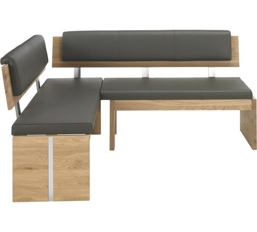 Eckbank Design Einfach On Andere Innerhalb Modern Anthrazit 15 Eichefarben Grau Leder Holz 4