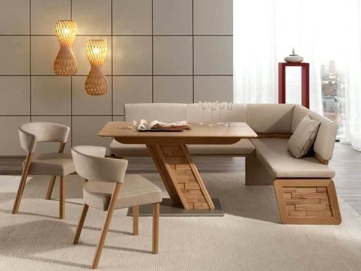 Eckbank Design Perfekt On Andere Für Esstisch Modern Wassner Essgruppe Mit 6
