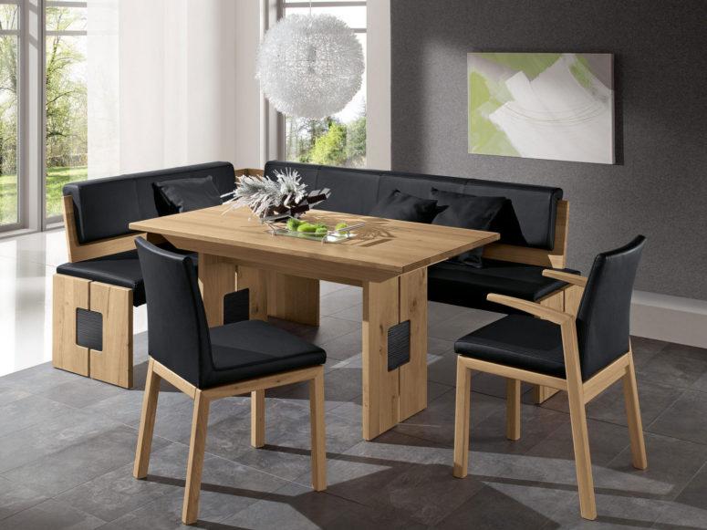 Eckbank Design Schön On Andere Und Esszimmer Emejing Küche Leder Contemporary House 8