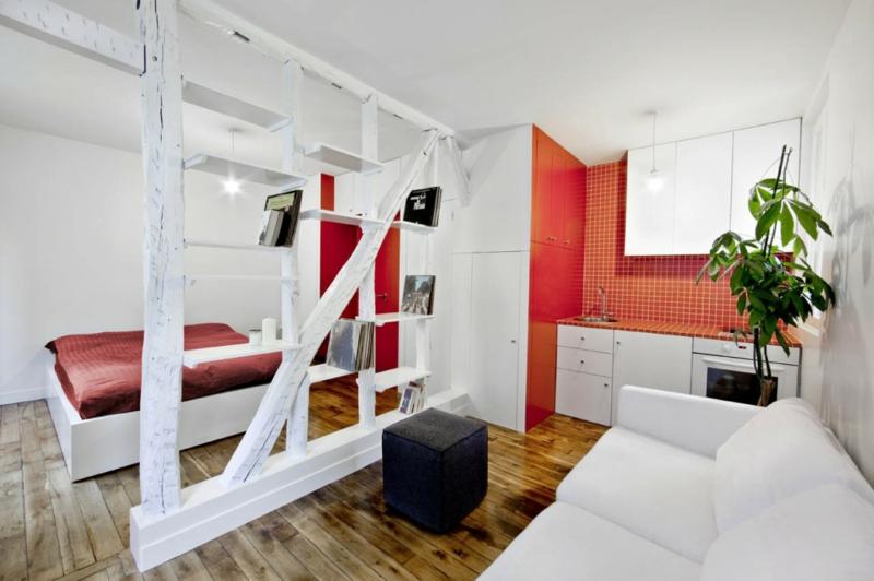Einzimmerwohnung Einrichten Tipps Wunderbar On Andere In Bezug Auf Kleine Wohnung Tricks Für Optimale Raumnutzung 4