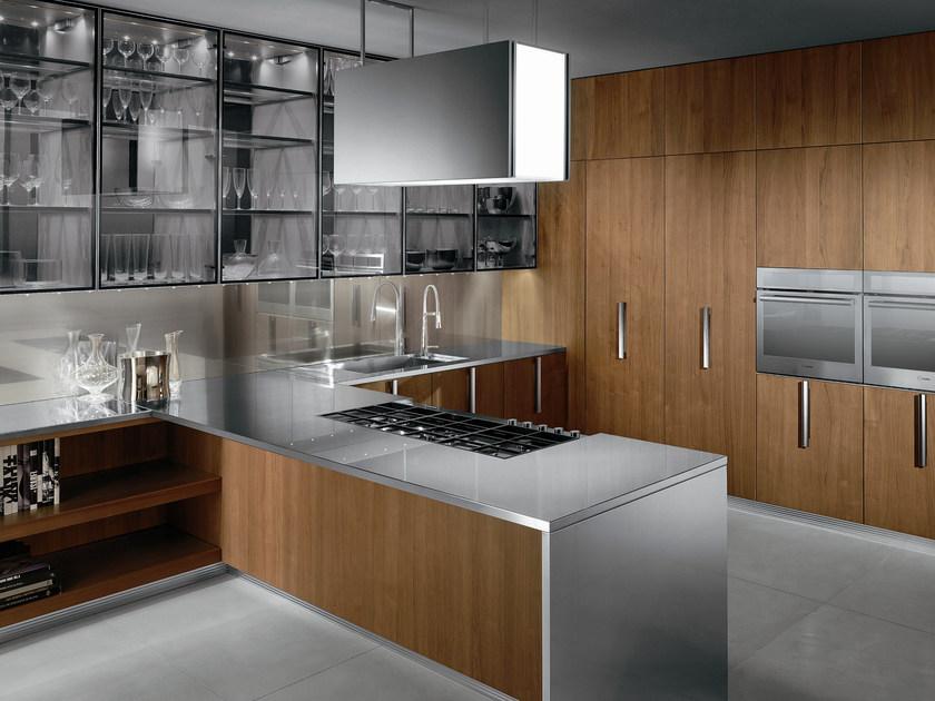 Ernestomeda Barrique Imposing On Andere Und BARRIQUE Steel Kitchen By ERNESTOMEDA 4