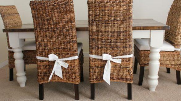 Esszimmer Rattanstühle Glänzend On Andere Mit Einzigartig Stühle Von Rotin Design 4