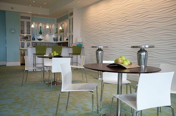 Esszimmer Wandgestaltung Beeindruckend On Andere Auf Ideen Im Luxus 2
