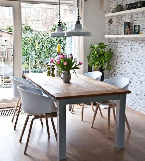 Esszimmerstühle Nett On Andere Und Esszimmer Interieur Weiß Dream Home Rooms 2