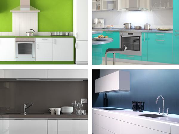 Farbe In Küche Großartig On Andere Farben Der So Wird Die Bunt Tipps Von Wandtattoo De 3