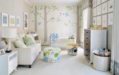 Farbgestaltung Babyzimmer
