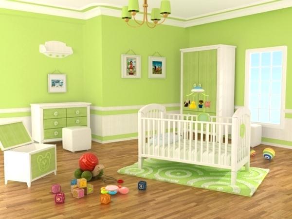 Farbgestaltung Babyzimmer Frisch Andere In Bezug Auf