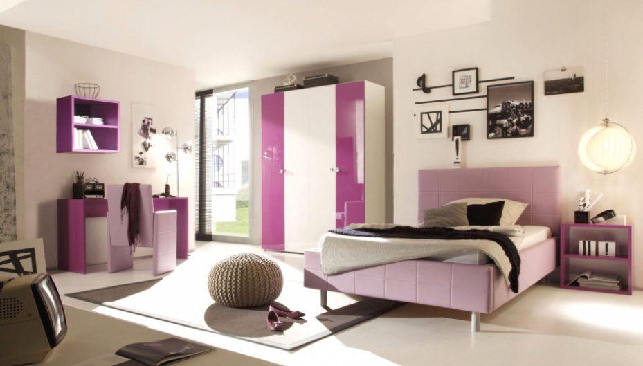 Farbgestaltung Nett On Andere Beabsichtigt Uncategorized Schönes Kinderzimmer Lila 7
